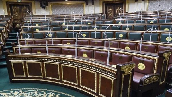 قاعة البرلمان الكبري