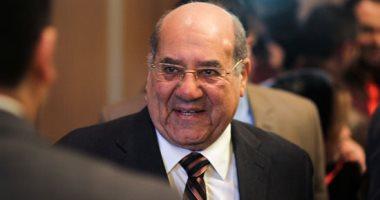المستشار عبدالوهاب عبدالرازق رئيس حزب مستقبل وطن
