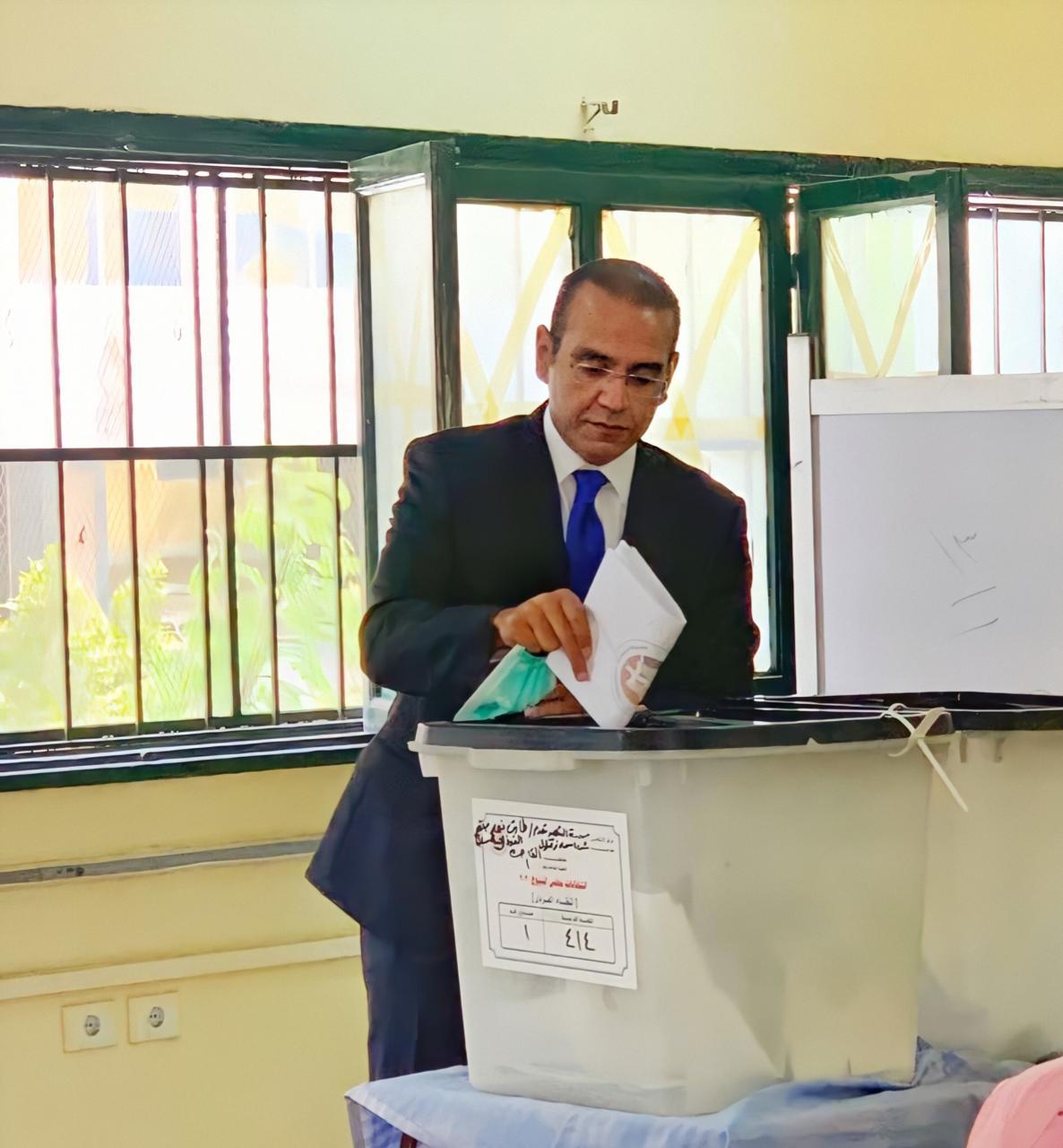 المهندس محمد المنزلاوي