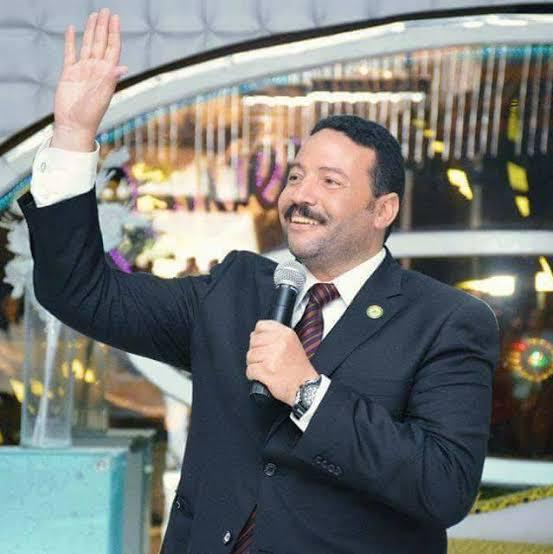 الدكتور عبد الرحمن برعي عضو مجلس النواب عن بني سويف