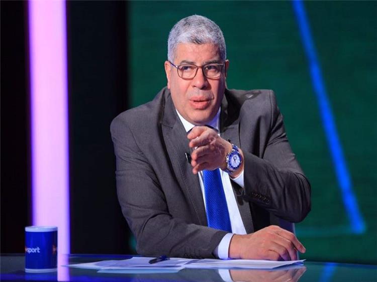 الإعلامي الكروي أحمد شوبير