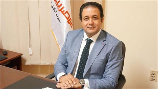 علاء عابد في حزب المصريين الأحرار