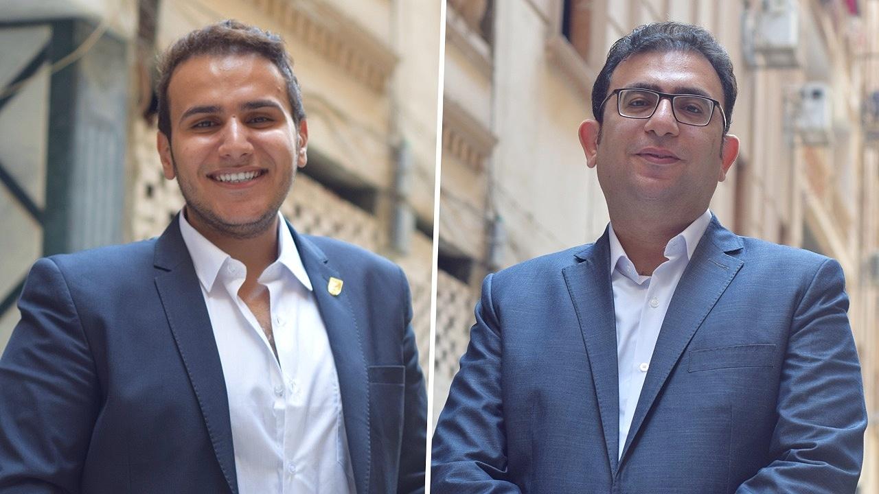 عماد نبيل و مالك الرفاعي