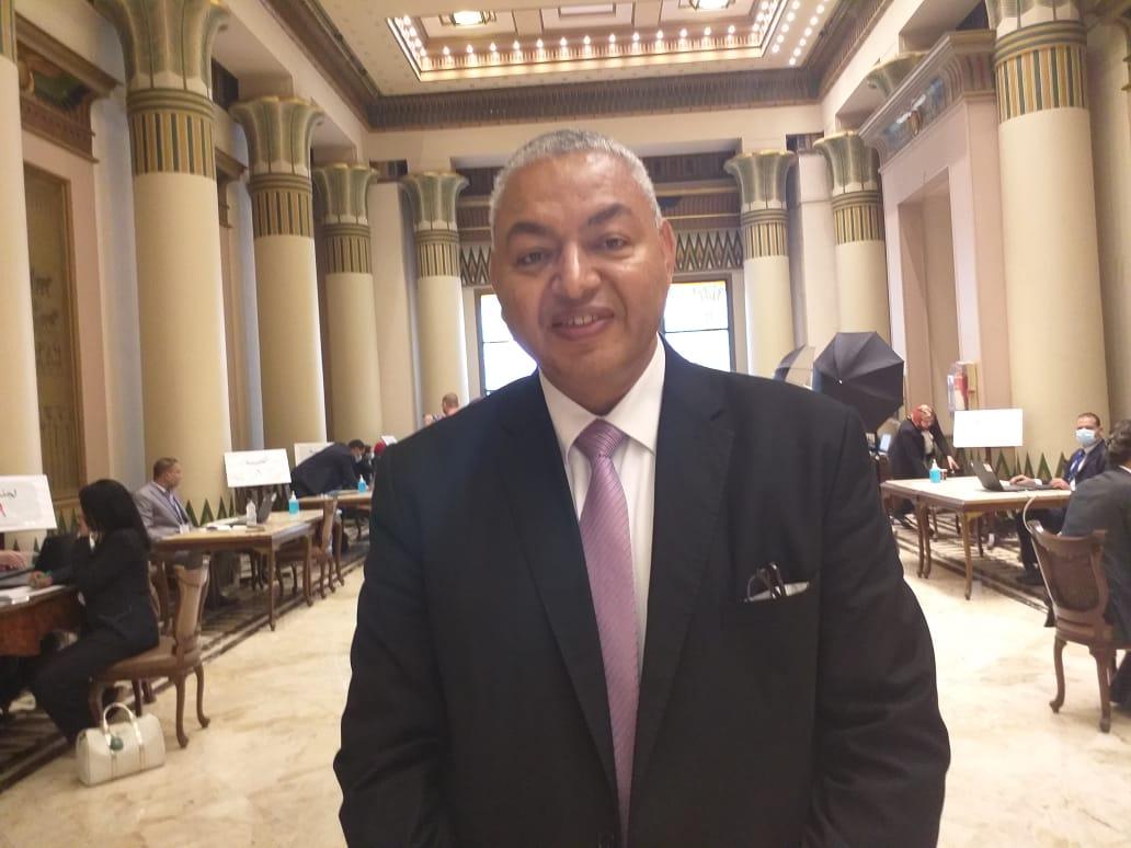 النائب محمود بكري