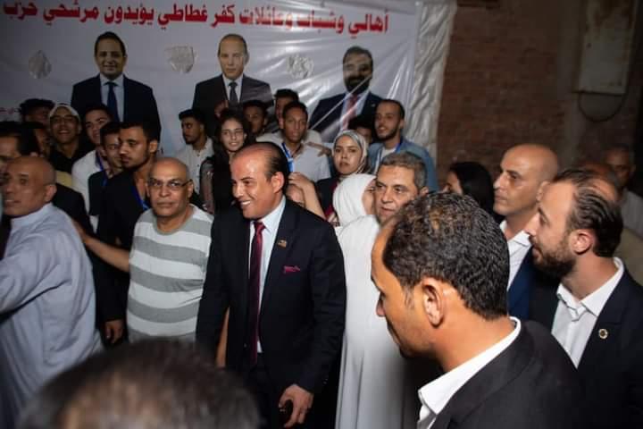 مؤتمر مرشحي حزب مستقبل وطن بالهرم