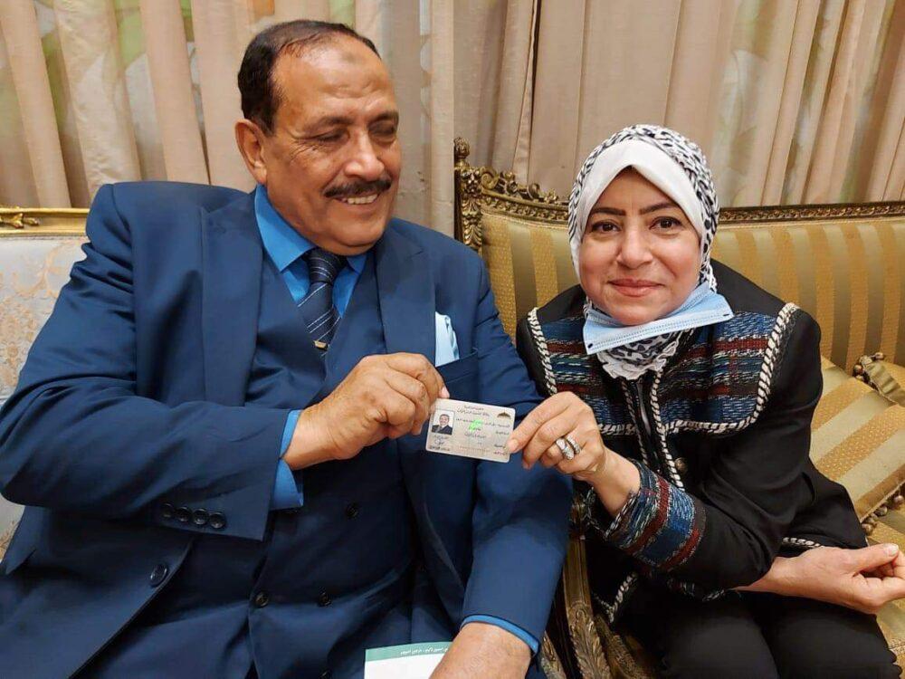 اللواء علي الدين النجار عضو مجلس النواب عن الشرقية
